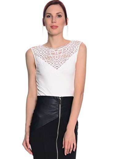 Lipsy Elbise Beyaz